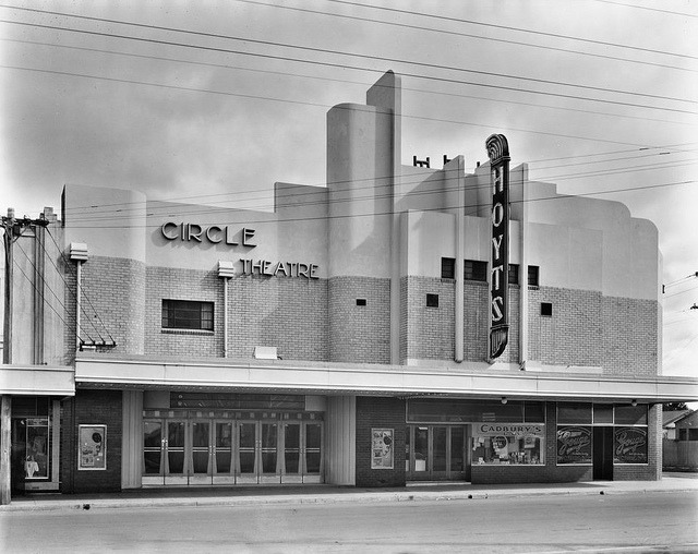 Circle Theatre, Preston by State Library of Victoria Collections on Flickr.