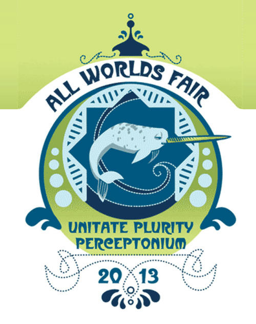 The All Worlds Fair is February 22 and 23rd at The Old Mint in San Francisco—I'll be a part of making this amazing art event happen. Here's more on laughingsquid:  All Worlds Fair, A Two-Night Art Experience in San Francisco