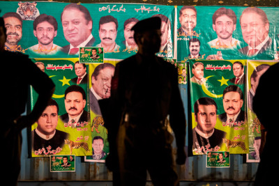 Expert: Pakistan Election Outcome Hinges on Voter Turnout, Safety Asia Society Senior Advisor Hassan Abbas says former Pakistan cricket star Imran Khan could win this weekend's election if voters come out in large numbers. Read the full story here.