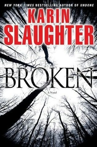 "BROKEN by KARIN SLAUGHTER   ""You couldn't fall of the floor. Eventually you have to get up and dust yourself off."" - Tessa  The story is now a mix up between the GBI police detective Will Trent and the local county detective Lena Adams. Of course in the middle of it all is Dr. Sara Linton. A local college suicide-turn-out-homicide case made the two detectives featured on two different KS crime series come together. Dr. Sara Linton, a former doctor of one of the victims is spiralled into the case. Lies, deceit and pretenses shroud the truth behind a series of related murders.  This is my last KS novel on hand. Which means I'd have to go out and raid every booksales in town to look for anothe one. The book was nice but with a little less number of characters than how I would want. As usual KS has the power to write novels of beyond complex. If you are a fan of crime and suspense novels like me then start visiting the nearest bookstores.   After a month of reading Crime and suspense novels, maybe I'll go and read some fantasy, teenage novels. Or maybe a few more crime novels written by different authors. Eitherway, I want to read more, so yeah.  Happy reading!  Zac"