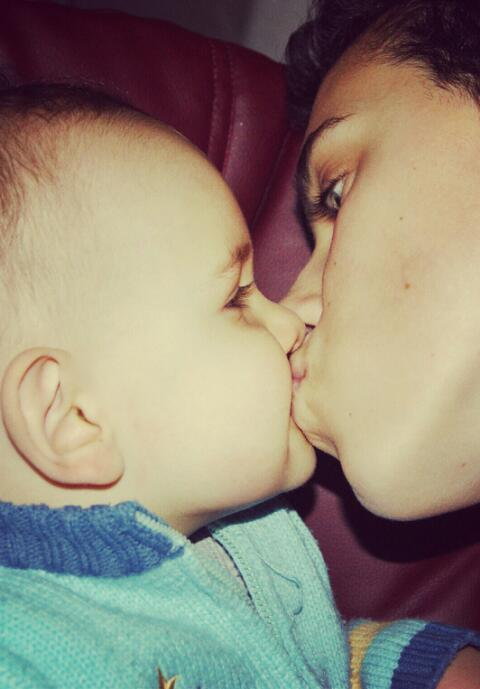 #lorenzo #love #brother Como le quiero.
