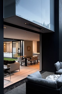 freshome:  A Dialog Between Environments: City House in Auckland by Architex