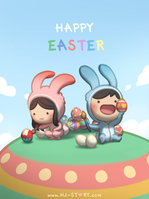 hjstory:  Happy belated Easter everyone! HJ-Story @ Tapastic is now updated to Episode 39! Follow the series at http://tapastic.com/series/393
