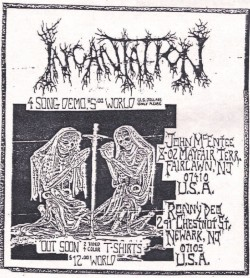 oldschool-deathmetal:  Incantation - Ad