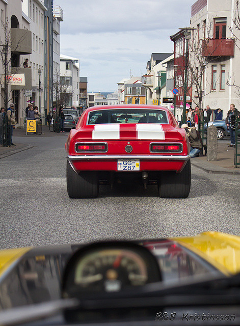 musclecarblog:  Camaro ´67 by B&B Kristinsson on Flickr.