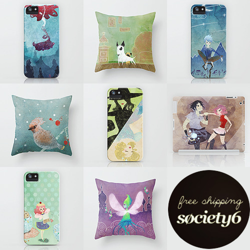 CLICK HERE TO GET FREE SHIPPING on Society6 thru April 14!Take a look on: SOCIETY6.COM/QUEENSERENA