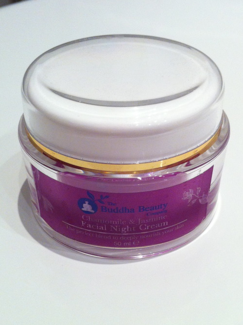 The Buddha Beauty Company Facial Night Cream Click here for the details!