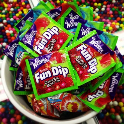 Fun Dip Friday! #FunDip #itsugar #candy