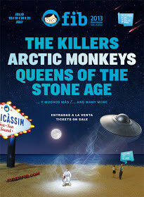 arcticmonkeysus:  Arctic Monkeys for Benicassim 2013 NOTE: still UNconfirmed but if this isn't legit it'd be the most reasonable/boring hoax ever. I believe it as close to 100% as possible without actual confirmation. Go buy your tickets  Again, still unconfirmed. BUT. Europe in the summer is sounding better and better every passing day…