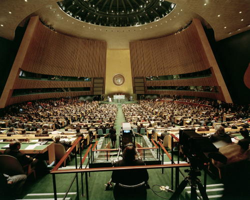 "You're invited…..Online to the UN General Assembly Hall tonight for a very special concert as part of our ""Forever Free: Celebrate Emancipation"" commemoration! Join us via live webcast at http://webtv.un.org/ or, if you're in New York City, on Time Warner Channel 150 at 7pm. We'll also be live tweeting via @RememberSlavery.The concert will be hosted by Monique Coleman with UNESCO Artist for Peace Marcus Miller, Benyoro, Somi, Steel Pulse and the Cameroon National Ballet all performing. Join us and the UN Secretary-General for a great evening of music and dance! Photo: UN Photo/Eskinder Debebe"