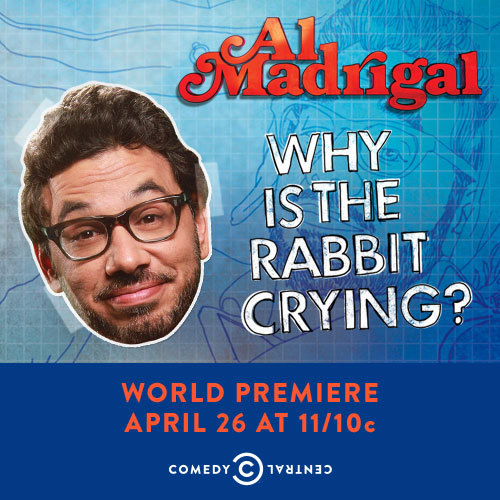 danielgrak asked you:Al Madrigal - what does jon smell like sir I'm a man that has never gotten close enough to answer that question. (Delightful)  fridge-logic asked you:Hey Al, how do you think you've changed as a comedian in the last few years? I saw your Comedy Central Presents special, and it seemed like you had a whole different vibe back then. Yeah, It wasn't good. Not sure what i was doing, definitely not ready for TV and that certainly was not special. I actually rewatch that one as a DVD extra with Louis Katz. There are glimpses of it but I developed into more of a story-teller. Delivery felt forced, I think honestly I was trying to be the comedian I thought I wanted to be. Not too far after that I settled in and really was comfortable just being myself.   Anonymous asked you:pancakes or waffles?! At breakfast I have a very difficult time choosing between the pancakes, 2 eggs, bacon, breakfast potatoes and choice of toast and the waffles, 2 eggs, bacon, breakfast potatoes and choice of toast.