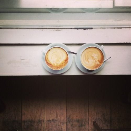 instakay:  coffee.