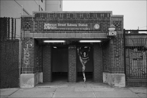 Hanna - Bushwick, Brooklyn Help support the Ballerina Project and subscribe to our new website  Follow the Ballerina Project on Facebook, Instagram & Pinterest For information on purchasing Ballerina Project limited edition prints.