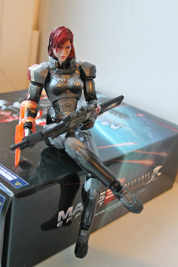 Play Arts Kai Shepard
