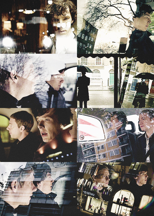 BBC Sherlock: Double Exposure