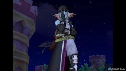 闇夜の魔法戦士
