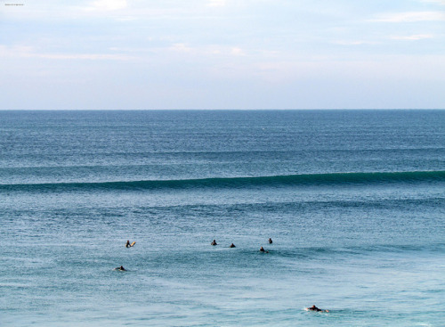 planet-one:  Surfers,Waiting! by Hakahonu< on Flickr.