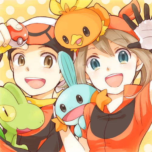 ttrainerred:  by にむ