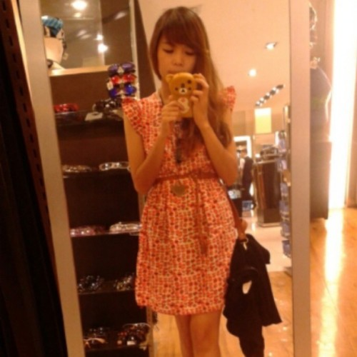 ~ simple and comfortable dress. ^^ #metodaay