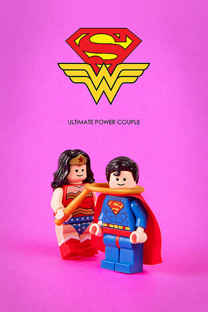 ULTIMATE POWER COUPLE from http://www.flickr.com/photos/stickkim/8631380474/in/photostream