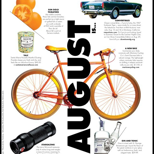 Things are heating up in Chicago! Saint Germain  takes August by storm! #automatictransmission #2gears #whatbikewillyouweartoday #redchain @chicagotribune  🇺🇸🇺🇸🇺🇸🚲🚲🚲🐺🐺🐺💥💥💥