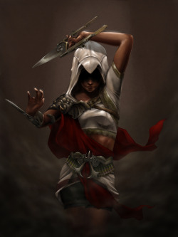 sleepingsnowwhite:  Assassin's Creed: India by ~merkymerx not my art…