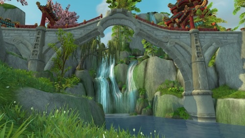 worldof-azeroth:  Random Screenshot by ~Naturerune