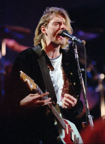 …It was 19 years ago today that Kurt Cobain killed himself…