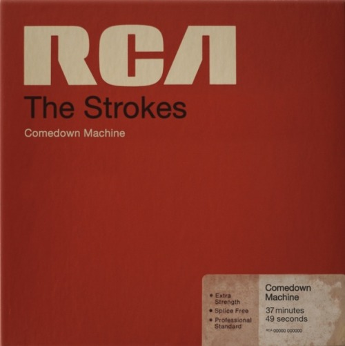 Premature Evaluation: The Strokes Comedown Machine