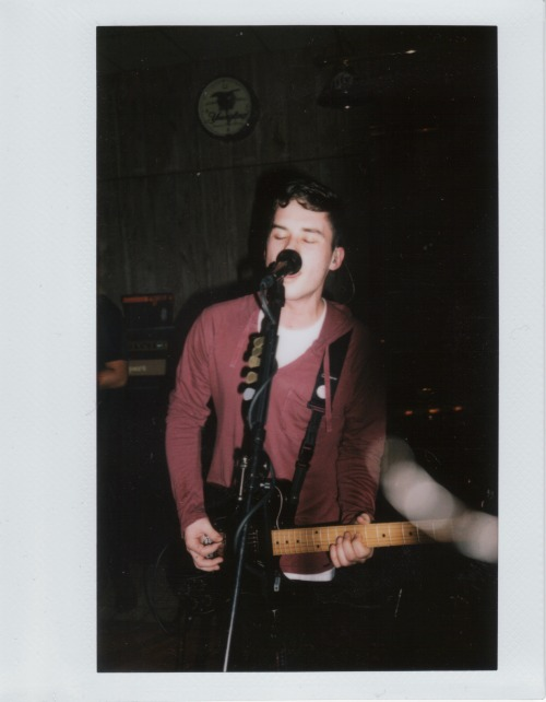 drewgray:  Seahaven  Taken with my Instax 210