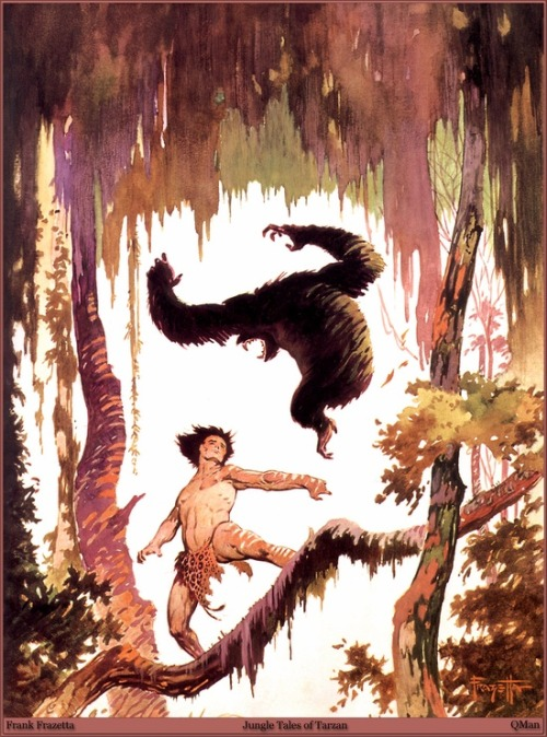 Frank Frazetta - Jun http://bit.ly/10iFskn
