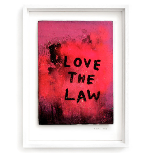 Love the Law