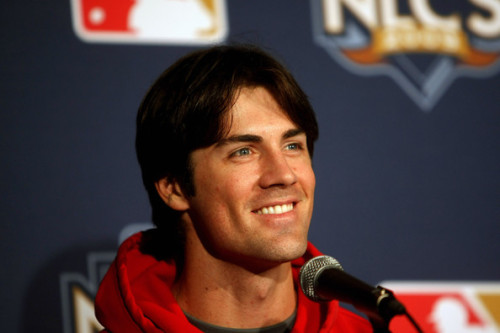 thefacesofbaseball:  Actual Disney Prince Cole Hamels  Damnit Cole, stop being so good looking it's making it hard for me to be mad about yesterday.