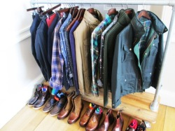 (via Pinterest) A spot of menswear #bodenpressday