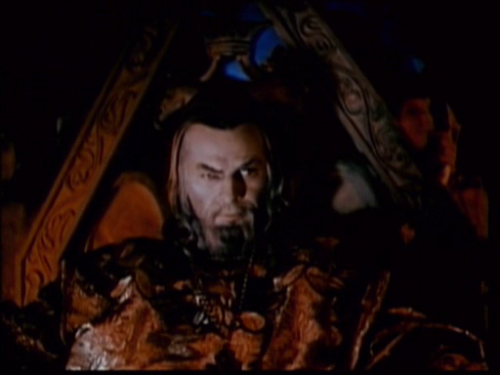Ivan the Terrible, part 2, released 1958 (dir. Sergei Eisenstein)