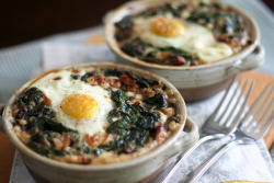Spinach and Buckwheat Egg Bake-13 by Sonia! The Healthy Foodie on Flickr.