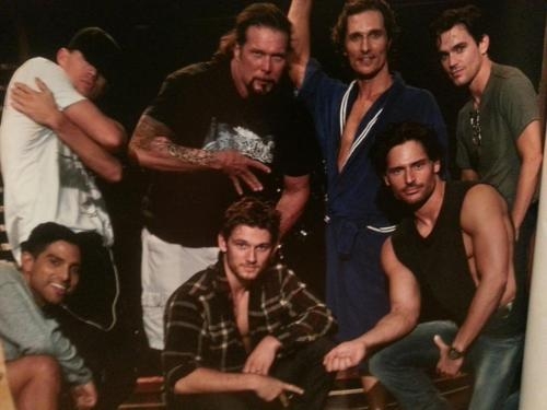 @RealKevinNash A golden memory, the most incredible guys, cast, and friends.congratulations Chan on your child.My Rat Pack pic.twitter.com/P9TCvgXQ