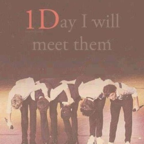 I'm not losing hope! It will happen someday! #OneDirection #1D