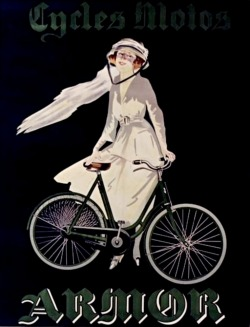 vitazur:  Cycles motos Armor, 1912.