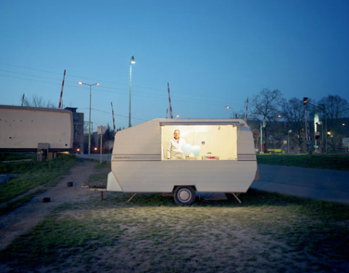 mpdrolet:    From Traveling Funfairs in Slovakia Jan Brykczynski
