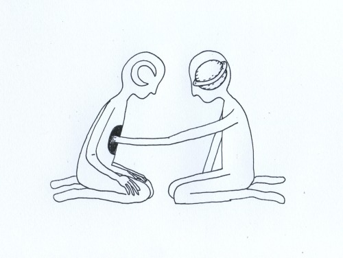 burninglavender:  …until we know each others' insides completely.