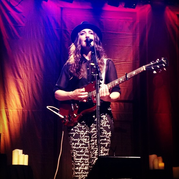 Sara Bareilles #braveenoughtour  (at Variety Playhouse)