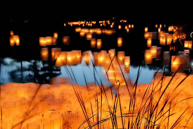 lantern festival in motion by paul+photos=moody on Flickr.