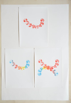 Lithography #Failed  2.Reveal 3.Scar Flowers 4.My cola Smile