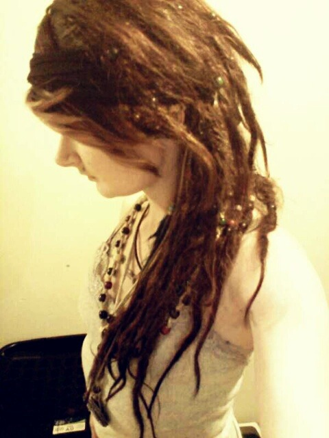 My dreadlocks