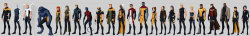 sirgeebz:  (via P:R Approved: Scott Ngo's X-Men! | Project : Rooftop)