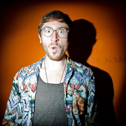Nicholas of #walkthemoon