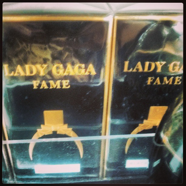 Have you tried Lady Gaga's #perfume, FAME. I don't think it quite smells like a hooker in a bottle like she said..a little to sweet for that.. #seductionalchemy
