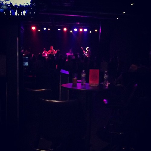 Stornoway.  (at The Waiting Room Lounge)