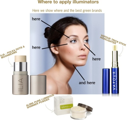Where to apply illuminators. We LOVE #Vapour! For more info or to order Vapour products, contact us! Email: info@stasiasorganic.com Phone: 813-991-0433 Facebook: http://www.facebook.com/stasiasorganic